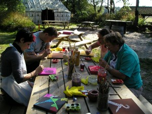 workshop Aboriginal Art